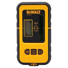 DEWALT DW0892G Laser Detector, Green DEWALT