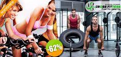 GDL Cross Fitness Vallarta - $650 en lugar de $1,700 por 1 Inscripción + 1 Mes de Membresía Todo Incluido para Parejas. Click: CupoCity.com