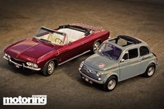 Featured: rear-engined air-cooled classics in Dubai