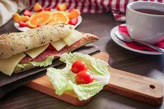 Free Image: Fresh Baguette Breakfast | Download more on picjumbo.com!