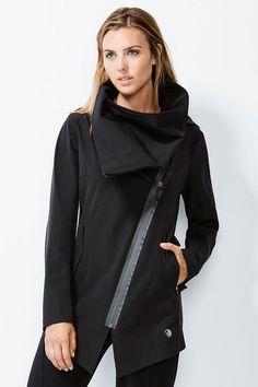 Mist Asymmetrical Jacket | Women's Active Lifestyle | MPG Sport