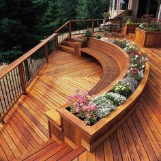 Awesome deck