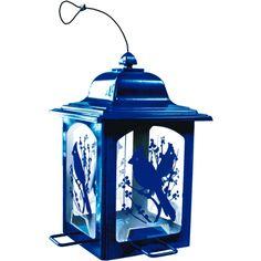 Perky Pet Blue Sparkle Lantern Bird Feeder (363B) - Ace Hardware