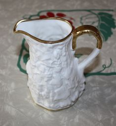 Vintage Royal Stafford Petite Pitcher / Creamer: by FelicesFinds