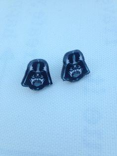 Star Wars Darth Vader Earrings by FresanysEarrings on Etsy
