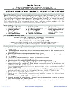 Independent Insurance Adjuster Sample Resume Software Developer Resume Example  Httptopresumesoftware .
