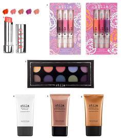 Novidades Stila:          Conheça os novos produtos de maquiagem da marca.