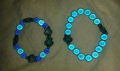 Miracle beads with turtles, love them!