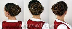 Oktoberfest Special - Haartraum - Frisuren und Anleitungen geflochten, hochgesteckt und mehr