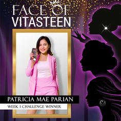 Face of Vitasteen to be Held in Celebration of Women's Month Womens Month, Challenge Week, Hold On, Celebration, Challenges, Face, Beauty, Fashion, Moda
