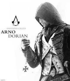 Assassins Creed Unity Arno Dorian by PrussiaPoland Assassins Creed Unity, Assassins Creed Origins, Assasin Cred, Arno Dorian, Assassin's Creed, Video Games, Deviantart, Cry, Gaming Wallpapers