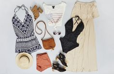 What To Pack For a Weekend Getaway | Wet Seal Blog