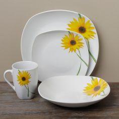 Tabletop Unlimited 'Dolce' 16-piece Dinnerware Set   Overstock.com