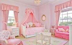 Curtains in the nursery for girls (18 photos): the nuances of selection | School designer