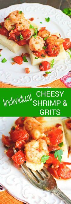 Individual Cheesy Sh