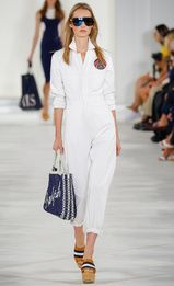 Défilés Ralph Lauren Collection PRINTEMPS-ÉTÉ 2016 2