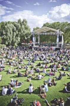 Festivals - Festival Scènes d'été @ Grande Halle et Parc de la Villette - Paris, 75019