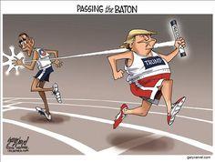PASSING THROUGH   Nov/21/16Political Cartoons by Gary Varvel