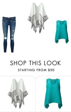 """""""New clothes"""" by pandas777 on Polyvore featuring Issey Miyake Cauliflower and rag & bone/JEAN"""