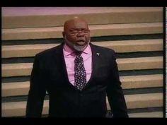 Bishop T.D. Jakes Full Sermons : Reel It In  Don't Settle 2014