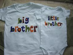 Custom+Big+Brother/Little+Brother+Shirt+Combo+by+prettyladyanne,+$28.00