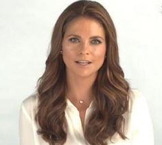 Princess Madeleine of Sweden campaign video for the World Childhood Foundation chaired by her mother Queen Silvia.