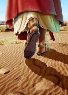 ~beautiful feet of Jesus~