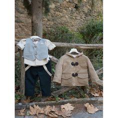 Χειμερινό κουστουμάκι βάπτισης Dolce Bambini σε εκρού/μπλε/σιέλ αποχρώσεις ολοκληρωμένο σετ με παντελόνι, πουκάμισο, γιλέκο, καπέλο, παπιγιόν και μπουφάν, Βαπτιστικό κουστουμάκι Χειμωνιάτικο οικονομικό, Βαπτιστικά ρούχα αγόρι Χειμερινά επώνυμα-τιμές Raincoat, Jackets, Fashion, Rain Jacket, Down Jackets, Moda, Fashion Styles, Fashion Illustrations
