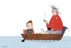 Alex T. Smith: An Afternoon Out with Granny