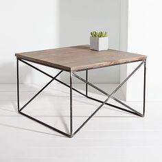 Lamon Luther Jones Coffee Table | West Elm