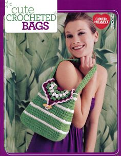 Maggie's Crochet · Cute Crocheted Bags