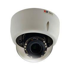 10MP Vari-focal lens,Basic WDR,IR Dome Camera E610 - auctionsecuritycameras.com
