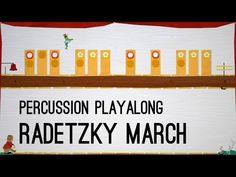 Radetzky March - Percussion - YouTube Art Music, Music Mix, Good Music, Music Lesson Plans, Music Lessons, Teaching Music, Teaching Tips, Bucket Drumming, Music Classroom