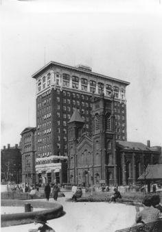 Public Square in 1910
