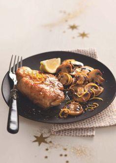 Accords mets & vins : Ris de veau aux champignons & #ÉgérieExtraBrut Millésime 2006 de #ChampagnePANNIER