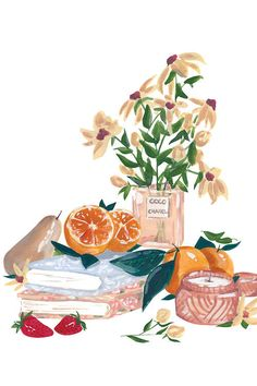 Watercolor Illustration, Watercolor Paintings, Watercolour, Face Paintings, Body Painting, Painting Art, Illustrator, Still Life Art, Cute Art
