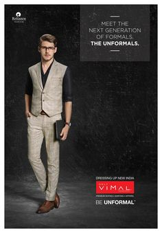 Fashion is fast changing in modern society which is now transforming into the #Unformal.