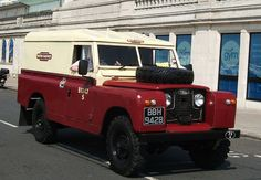 BRITISH RAILWAY LANDY