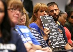 St. Louis teachers call for pay increases after years of stagnant salaries : News