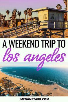 Visit Los Angeles, Los Angeles Travel, Beaches In Los Angeles, Venice Los Angeles, Weekend In Los Angeles, Los Angeles California, Hollywood California, California Travel, Florida Travel