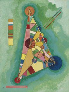 Wassily Kandinsky  1927