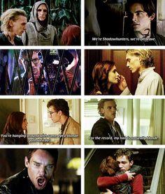 "The Mortal Instruments Tv Spot ""Friendship"""