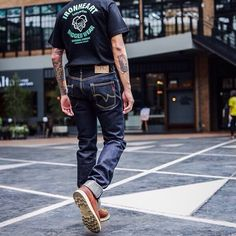 """redand51ue: """"Iron Heart New Collection @ PRONTO** This Weekend #prontodenim…"""