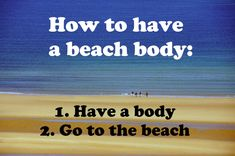 You Hold the Keys to Loving Your Body | Beach Body How-To