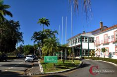 Entrada Hotel Bela Vista - Volta Redonda - RJ - Brasil