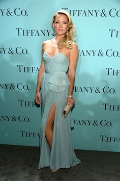 The Top 10 Best Looks From Last Night's Swanky Tiffany Gala: Kate Hudson, Jessica Biel, More