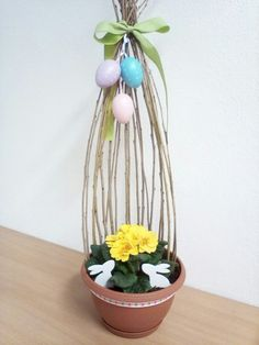 My Flower, Flowers, Plant Hanger, Garden, Plants, Home Decor, Crafting, Garten, Decoration Home