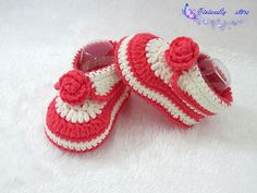 crochet baby shoes baby booties handmade booties infant