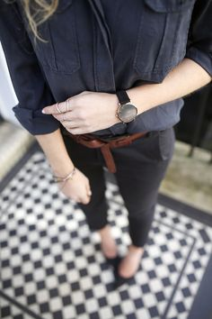 I'm just as unpredictable as my curls #larssonjennings #watch #fromwhereistand #anoukyve