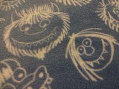 "Unique ""WHERE THE WILD THINGS ARE"" Handmade Fleece Pillowcase Stan/Queen #Handmade #Fantasy"